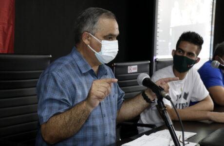 Diálogo franco con jóvenes del deporte cubano