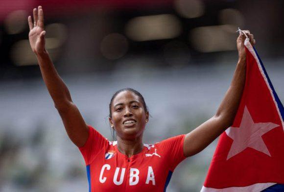 Electa Omara Durand para Consejo de Atletas de IPC