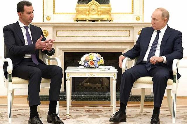 Rusia y Siria dialogaron en Moscú sobre situación en país árabe