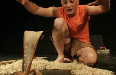Actor guantanamero Ury Rodríguez será agasajado en Festival Internacional de Narración Oral