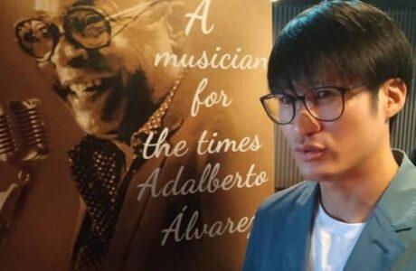 Tributo en China al músico cubano Adalberto Álvarez