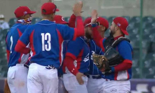 Con decisivo jonrón, Cuba vence 2-1 a Taipéi de China en Mundial sub 23 de béisbol