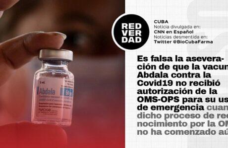 Destaca canciller logros de la ciencia cubana que vencen la manipulación mediática