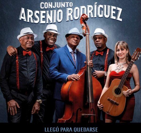Arsenio Rodríguez, y un disco 110 años después
