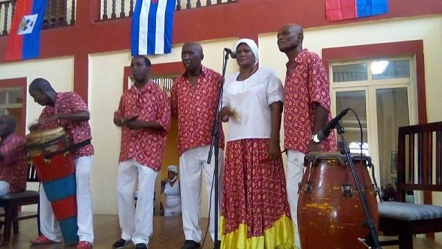 Coloquio online celebró desde Guantánamo el Día del Haitiano en Cuba