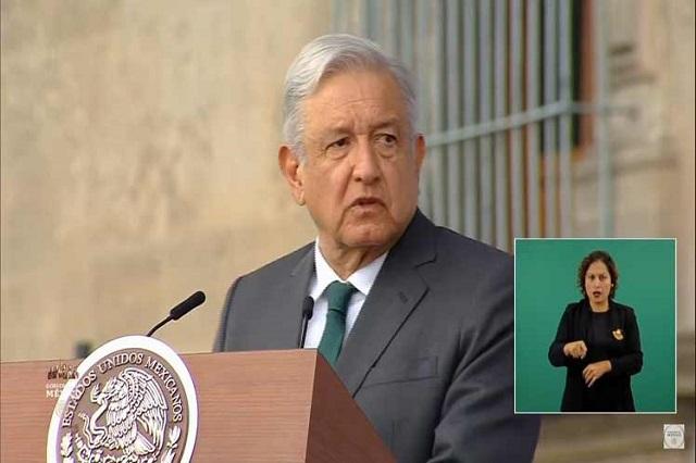 Llama López Obrador a Joe Biden a suspender el bloqueo a Cuba
