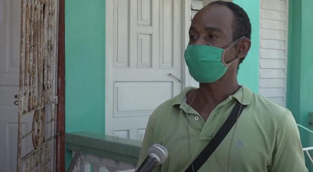 Luis Mariano: solidaridad y amor en tiempos de pandemia