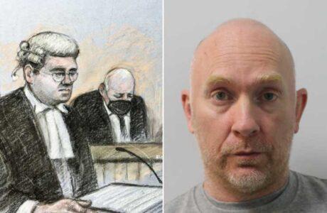 Sentencian a cadena perpetua a policía asesino de mujer londinense