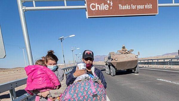 Venezuela exige a Chile respeto a la integridad de sus connacionales