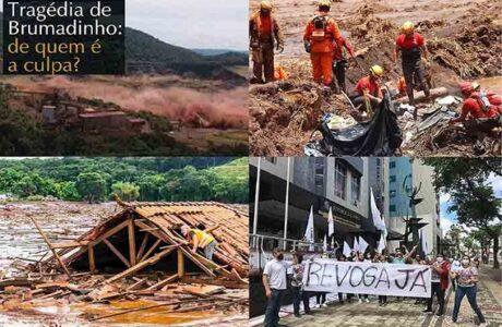 Repudian fallo que anula indagación sobre tragedia minera en Brasil