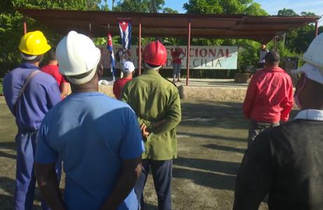 Patentizan constructores guantanameros apoyo a la Revolución cubana