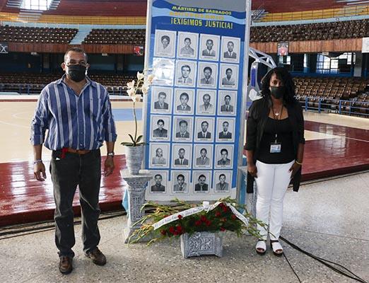 Otra vez convocaron los Mártires de Barbados