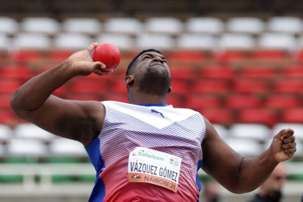 Confirman primeros 33 atletas cubanos para Cali 2021