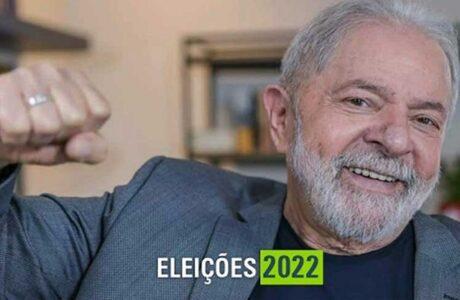 Lula confirmó favoritismo para ganar elecciones de 2022 en Brasil