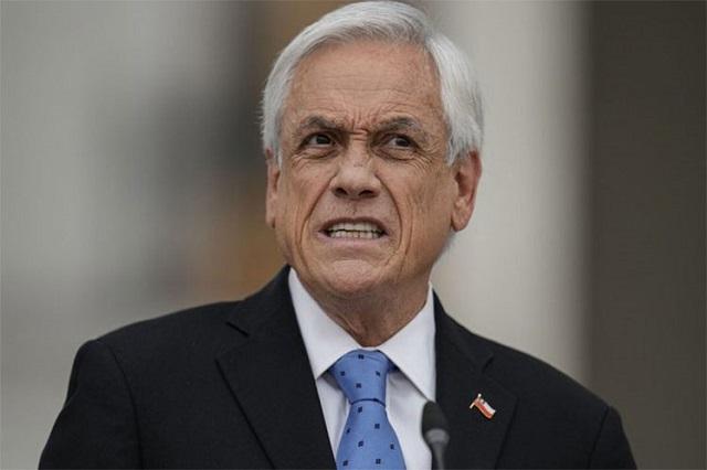 Presentarán acusación constitucional contra Sebastián Piñera