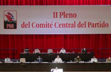 Sesiona II Pleno del Comité Central del Partido Comunista de Cuba