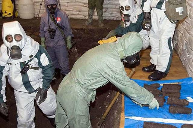 Terroristas en Siria planean ataque químico para acusar al ejército