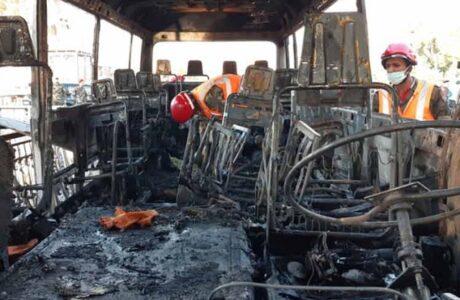 Doble atentado en la capital de Siria mata a 13 personas