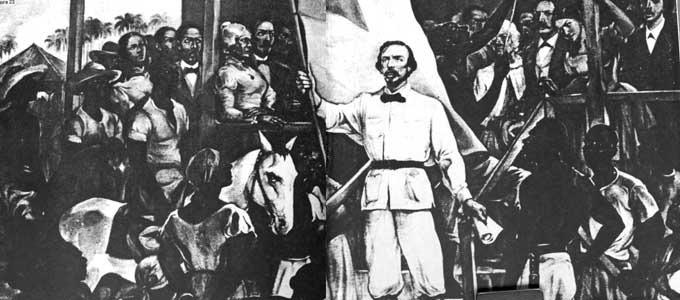 Patriotas guantanameros en torno al alzamiento de La Demajagua