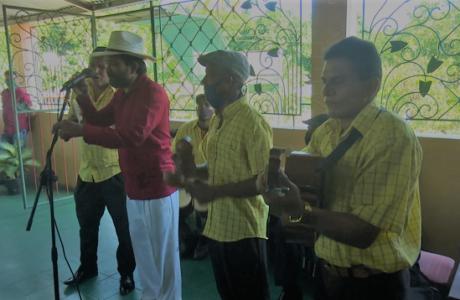 Celebraciones por Día de la Cultura Cubana en barrios de Yateras