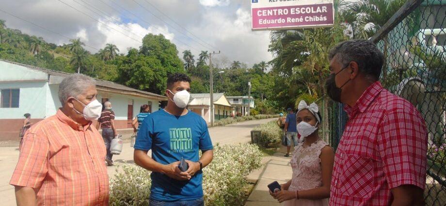 Orlando Lara Ramírez es el único guantanamero que se mantiene en activo como delegado de circunscripción