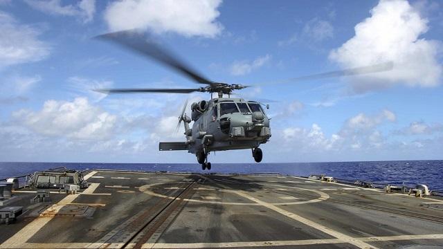 EE.UU. aprueba la venta a Australia de 12 helicópteros de combate naval por casi 1.000 millones de dólares