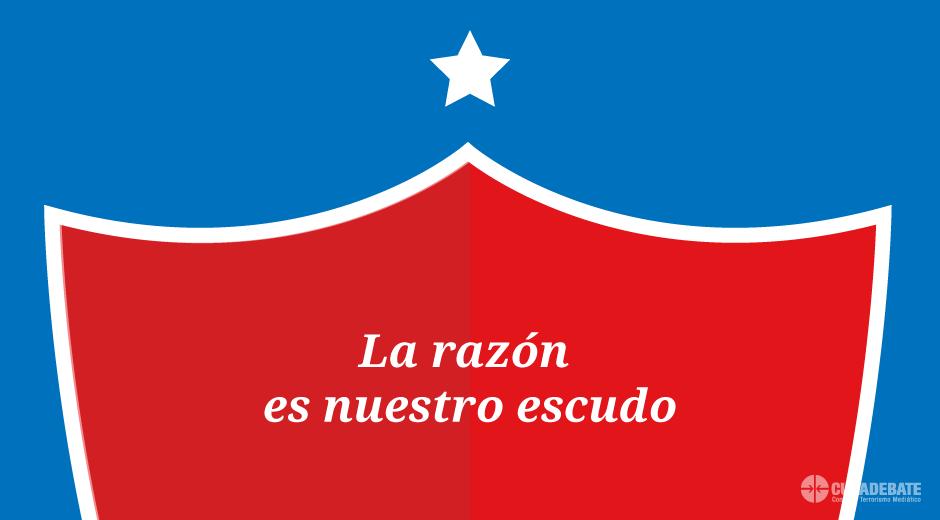 Editorial: La razón es nuestro escudo