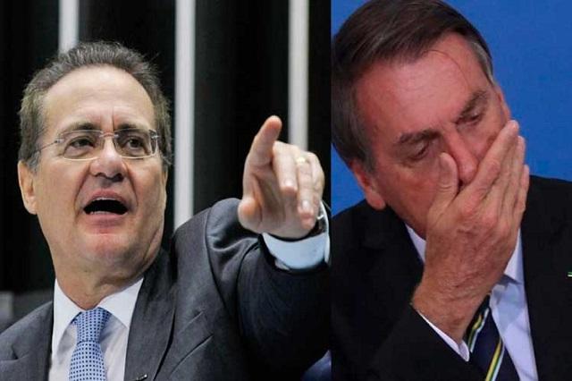 Comisión parlamentaria en Brasil atribuiría 11 delitos a Bolsonaro