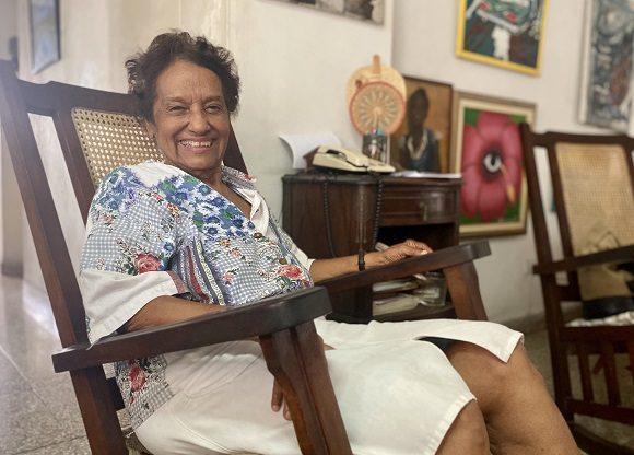 Muere Marta Rojas, destacada escritora y periodista cubana