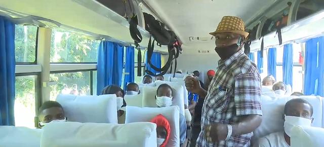 Garantiza Guantánamo regreso seguro de migrantes haitianos hacia su país
