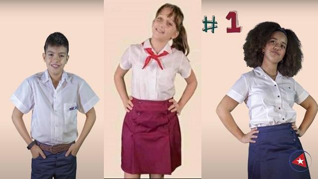 Precisan normas para el uso del uniforme escolar