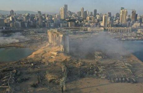 Ya son al menos cien los muertos por la explosión en Beirut