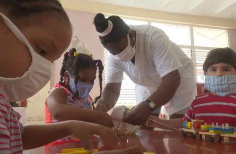 Guantánamo trabaja en próxima apertura de Casitas Infantiles para niños de madres trabajadoras