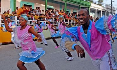 Guantánamo en Carnaval