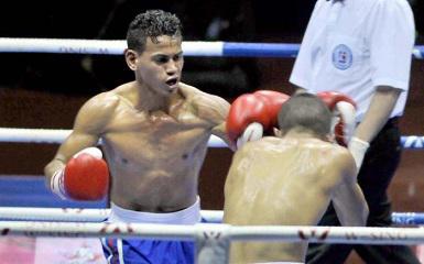 Boxeador cubano Ramírez logró boleto para Río-2016