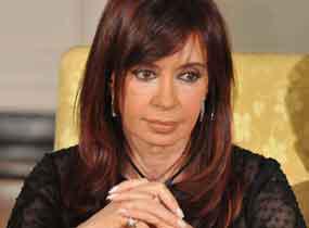Nueva cruzada contra expresidenta argentina Cristina Fernández