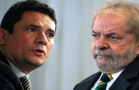 Defensa de Lula recibe en Brasil mensajes comprometidos de Moro