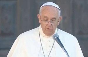 Papa Francisco recibirá a víctimas de atentado en Niza, Francia