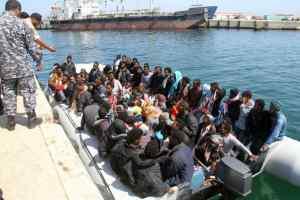Fueron expulsados más de Mil 501 migrantes de ciudad francesa de Calais este año