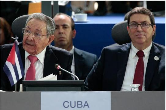 Cuban President Addresses 17th Non-Aligned Movement Summit, Demands Lifting of U.S. Blockade