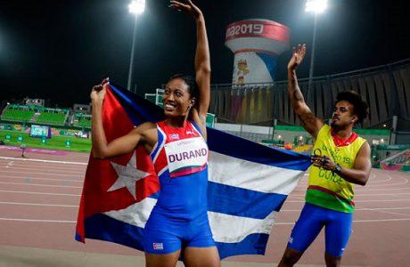 Omara Durand entre los cubanos al Gran Premio de Túnez