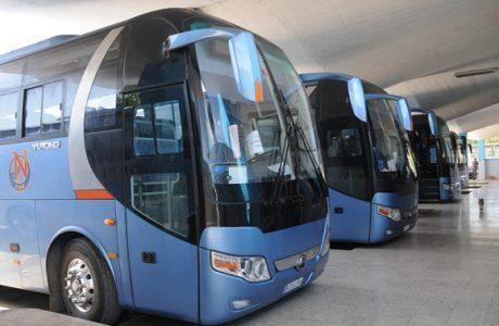 Informa Ministerio del Transporte sobre reinicio de la transportación masiva en el país