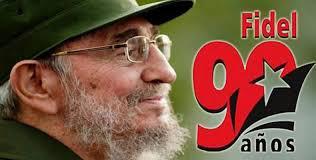 Cumpleaños 90 de Fidel Castro