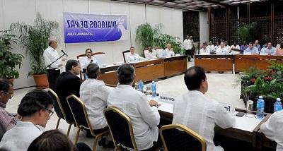 Un nuevo paso hacia la paz de Colombia: Gobierno y FARC-EP llegan a un acuerdo final en La Habana