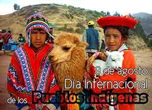 ONU felicita a Bolivia en el Día de los Pueblos Indígenas
