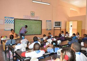 Cobertura docente en escuelas guantanameras
