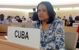 Cuba por una solución pacífica,justa y negociada a la crisis en Siria