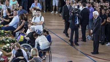 Funeral de Estado en Italia en homenaje a víctimas del terremoto