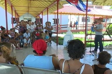 Jornada de la Canción Política extiende sus actividades a comunidades e instituciones guantanameras