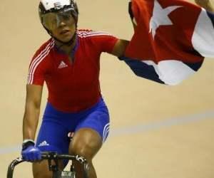 Plata para Lisandra Guerra en lid de ciclismo en Polonia